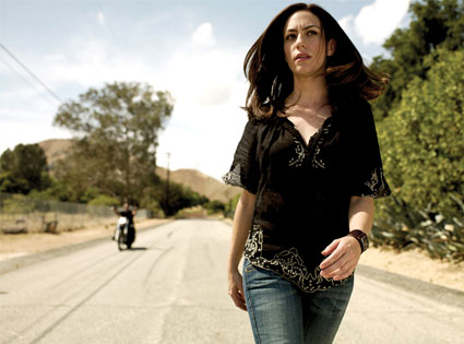 Sons of Anarchy, Maggie Siff