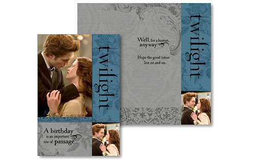 Twilight, Bookmark