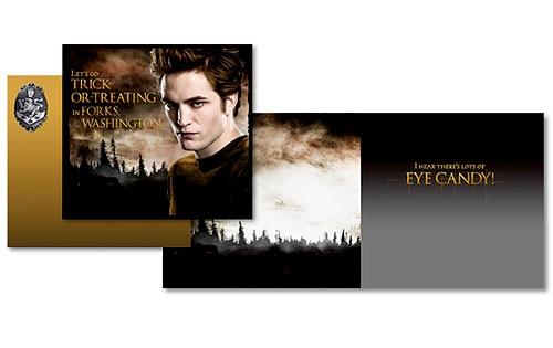 Twilight, Halloween Sound Card