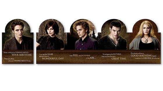 Twilight, Card, Five Panel