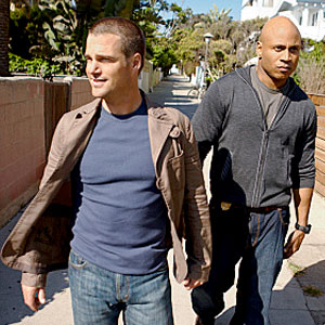 NCIS: Los Angeles, Chris O'Donnell, LL Cool J