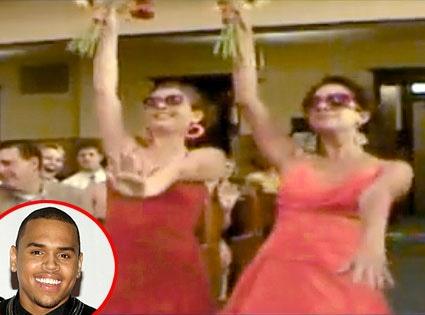 Jill and Kevin Wedding Dance, Chris Brown