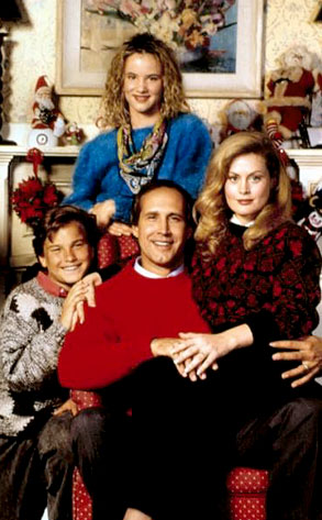 Christmas Vacation, Cast