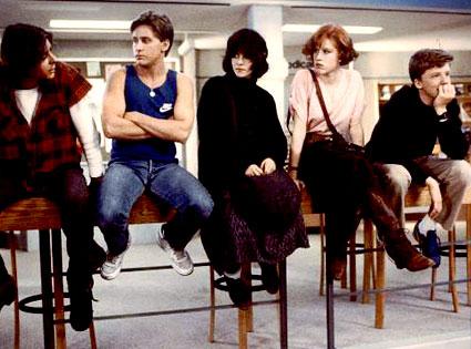 The Breakfast Club, Cast