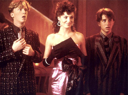 Anthony Michael Hall, Kelly LeBrock, Ilan Mitchell-Smith, Weird Science