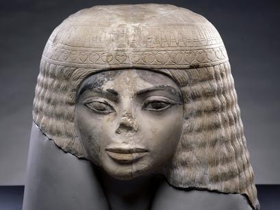 Michael Jackson, Egyptian Sculpture