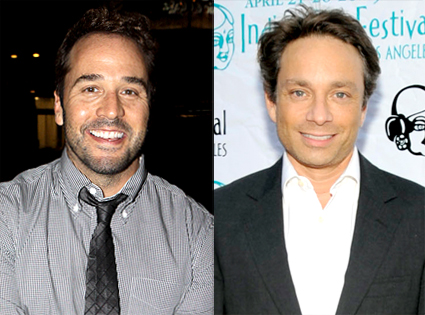 Jeremy Piven, Chris Kattan