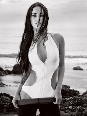 Megan Fox, Elle