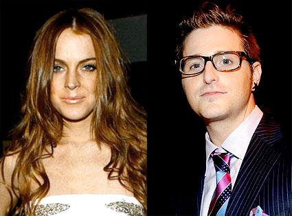 Lindsay Lohan, Cameron Douglas