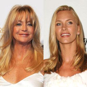 Goldie Hawn, Natasha Henstridge