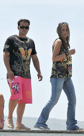 Jon Gosselin, Hailey Glassman