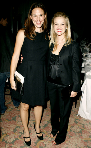 Jennifer Garner, Reese Witherspoon
