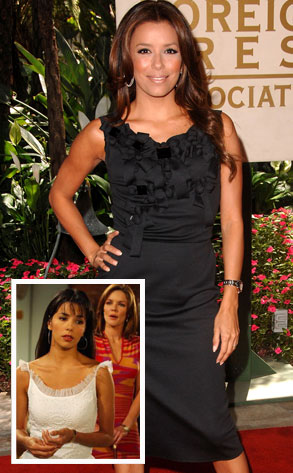 Eva Longoria, The Young and The Restless