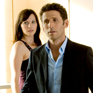 Royal Pains, Jill Flint, Mark Feuerstein