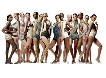 ANTM, Cycle 13, Cast