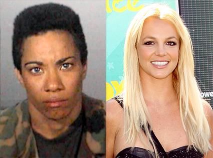 Miranda Tozier-Robbins, Britney Spears