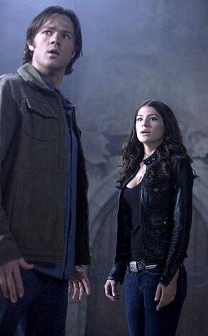 Supernatural, Jared Padalecki, Genevieve Cortese