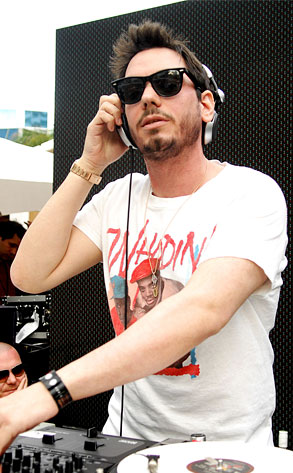 DJ AM (Adam Goldstein)