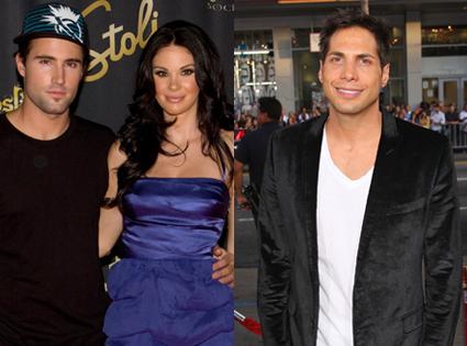 Brody Jenner, Jayde Nicole, Joe Francis