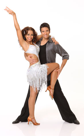 Dancing with the Stars, Mya, Dmitry Chaplin