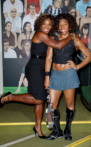 Serena Williams, Wax Figure