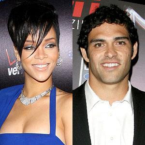Rihanna, Mark Sanchez