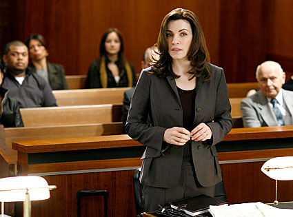 The Good Wife, Julianna Margulies