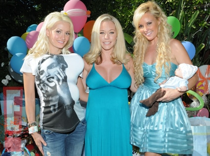 Holly Madison, Kendra Wilkinson, Bridget Marquardt