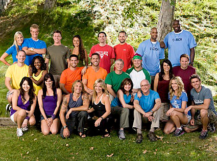The Amazing Race 15, Cast