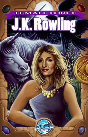 Female Force Comics, JK Rowling