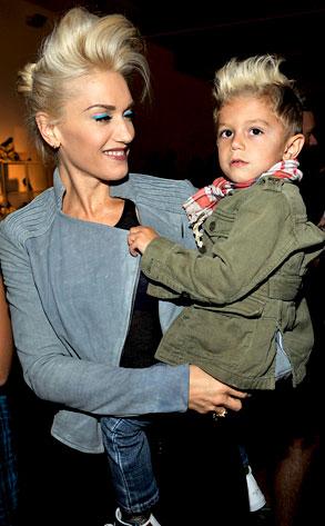 Gwen Stefani, Kingston Rossdale