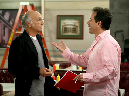Larry David, Jerry Seinfeld, Curb Your Enthusiasm