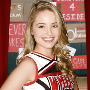 Dianna Agron, Glee
