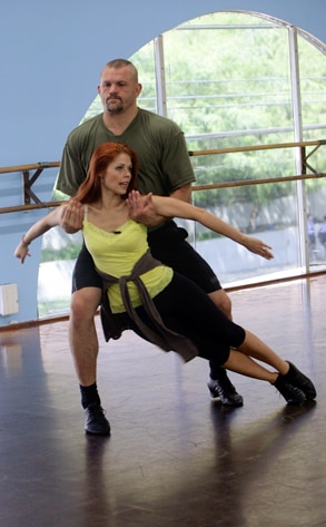 Dancing with the Stars, Chuck Liddell, Anna Trebunskaya
