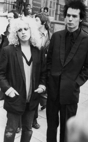 Nancy Spungen, Sid Vicious
