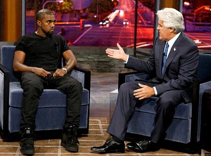 Kanye West, Jay Leno
