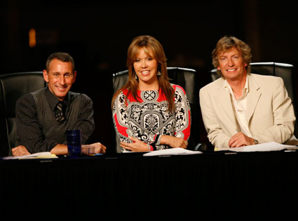 So You think you can dance, Nigel Lythgoe, Mary Murphy, Adam Shankman