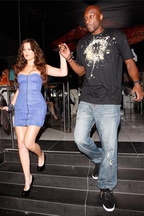 Khloe Kardashian Odom, Lamar Odom
