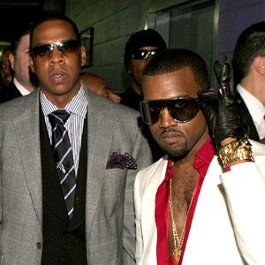 Jay-Z, Kanye West