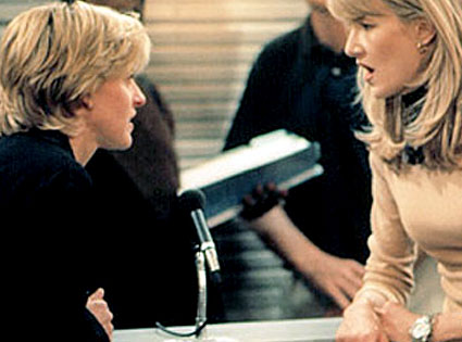 Ellen, Ellen DeGeneres, Ellen Morgan