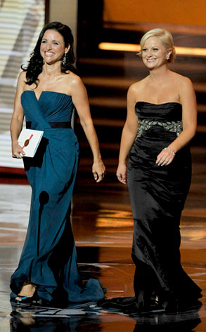 Julia Louis-Dreyfus, Amy Poehler