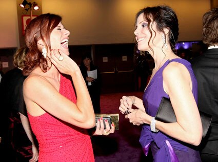 Debra Messing, Mary-Louise Parker