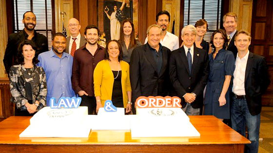 Law and Order Cast