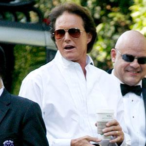 Bruce Jenner, Khloe Kardshian, Lamar Odom, Wedding