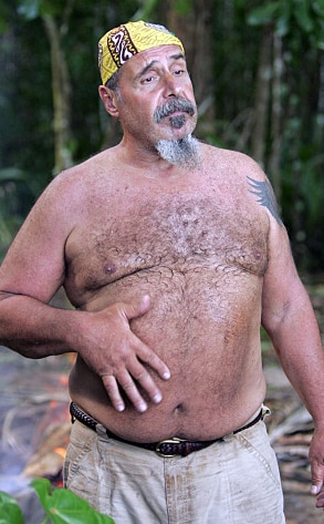Mike Borassi, Survivor