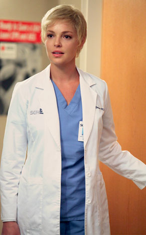 Seriously, Grey\'s Anatomy? What Is Up with Izzie\'s Hair This Time ...
