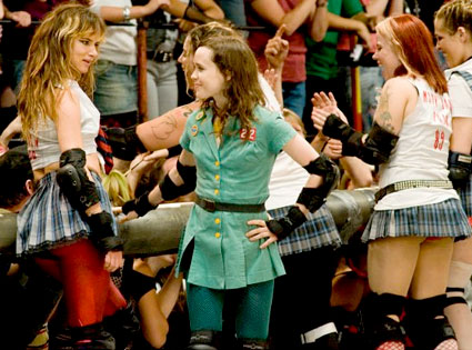 Whip It, Juliette Lewis, Ellen Page