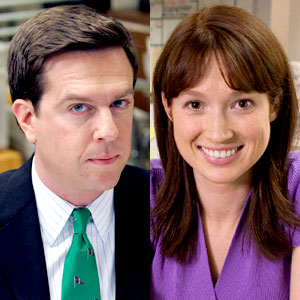 The Office, Ed Helms, Ellie Kemper