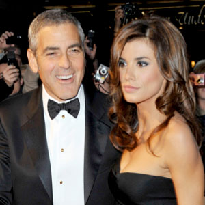 George Clooney, Elisabetta Cannalis