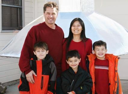 Heene Family, Wife Swap